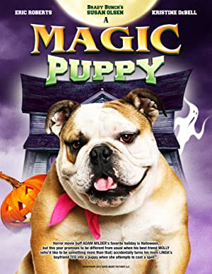 The Great Halloween Puppy Adventure (2012)