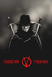 Freedom! Forever!: Making 'V for Vendetta' Poster