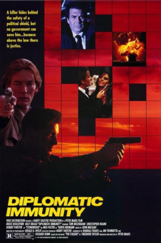 Diplomatic Immunity (1991/I) Watch Full Movie Free Online