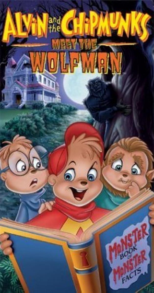 Alvinas ir burundukai sutinka vilkolakį / Alvin and the Chipmunks Meet the Wolfman (2000) Online