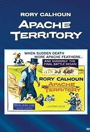 Apache Territory(1958) Poster - Movie Forum, Cast, Reviews