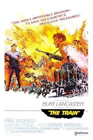Nonton The Train (1964)