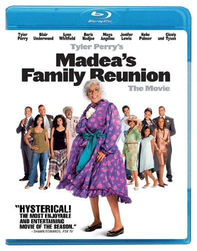 Blair Underwood, Lynn Whitfield, Lisa Arrindell, Boris Kodjoe, Jenifer Lewis, Tyler Perry, and Rochelle Aytes in Madea's Family Reunion (2006)