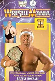 WrestleMania 2 (1986) Poster - TV Show Forum, Cast, Reviews