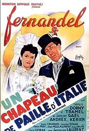 Un chapeau de paille d'Italie Poster