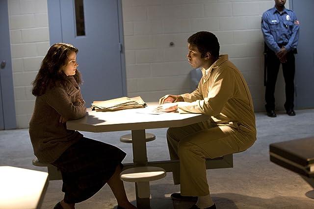 Julia Ormond and Mahershala Ali in The Wronged Man (2010)