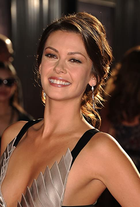 Olga Fonda at Real Steel (2011)