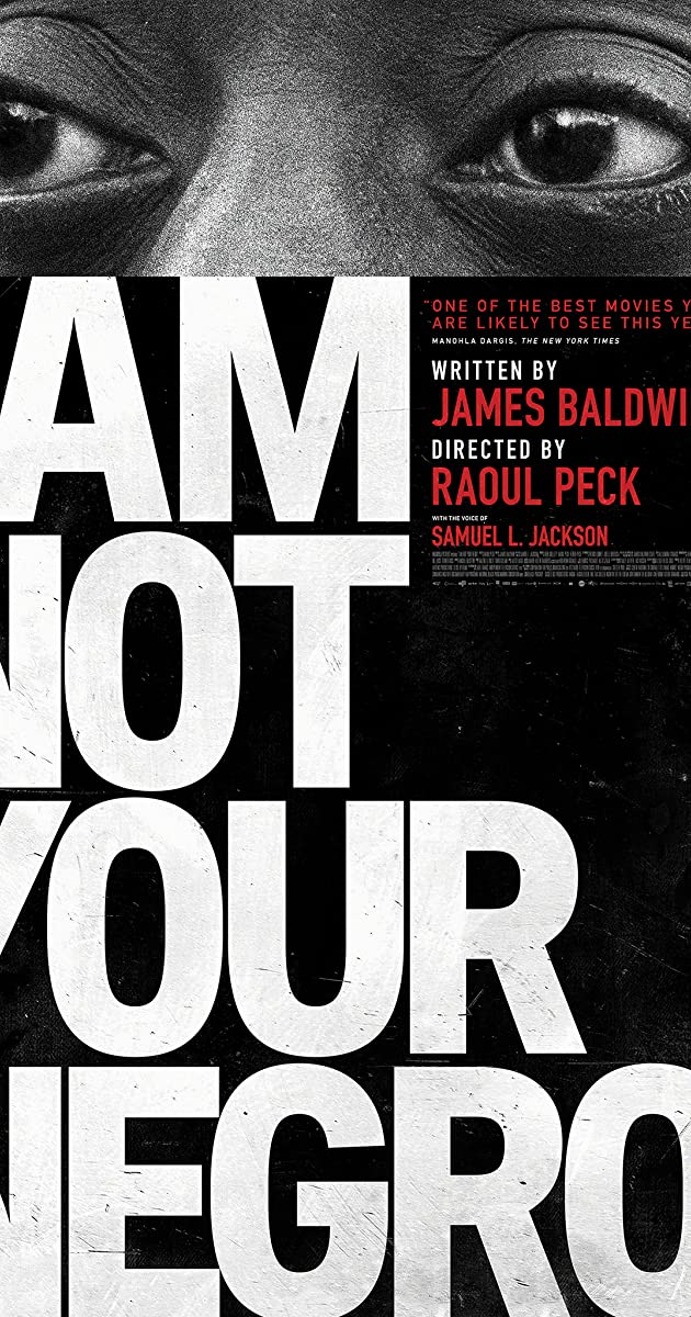 I Am Not Your Negro / I Am Not Your Negro (2016)
