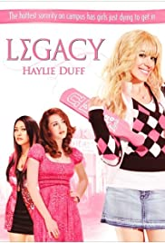 Legacy (2008) Poster - Movie Forum, Cast, Reviews