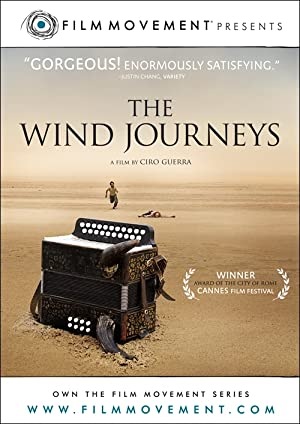 The Wind Journeys poster