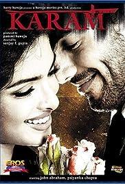 Karam(2005) Poster - Movie Forum, Cast, Reviews
