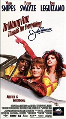 Poster To Wong Foo, thanks for Everything, Julie Newmar