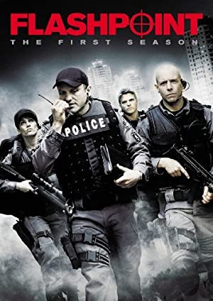 Flashpoint Poster