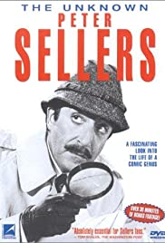 The Unknown Peter Sellers Poster