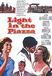 Light in the Piazza (1962) Poster - Movie Forum, Cast, Reviews