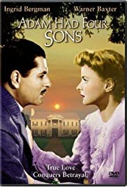 Adam Had Four Sons Poster
