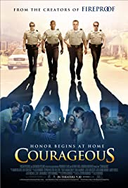 Courageous 2011 Poster