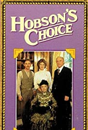 Hobson's Choice(1983) Poster - Movie Forum, Cast, Reviews