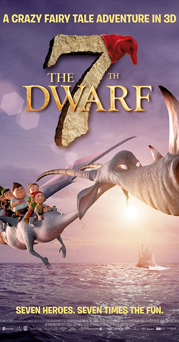 Amazon. Com: 7 zwerge (seven dwarfs) [region 2]: boris aljinovic.