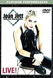 Joan Jett and the Blackhearts: Live! Poster