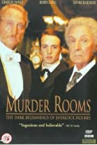 Image of Murder Rooms: Mysteries of the Real Sherlock Holmes: The Dark Beginnings of Sherlock Holmes