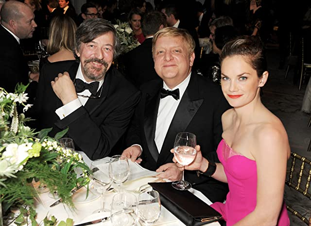 Stephen Fry, Simon Russell Beale, and Ruth Wilson