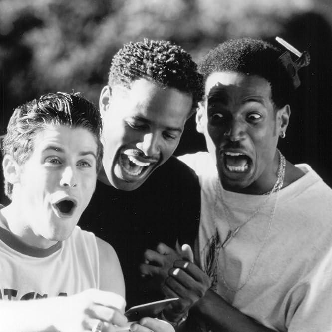 Marlon Wayans, Jon Abrahams, and Shawn Wayans