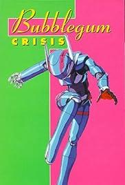 Bubblegum Crisis Poster