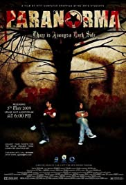Paranorma There Is Always a Dark Side Poster