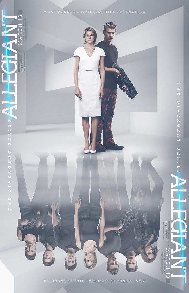 Divergentės serija: Lojalioji