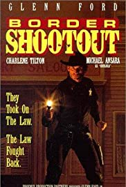 Border Shootout (1990) Poster - Movie Forum, Cast, Reviews