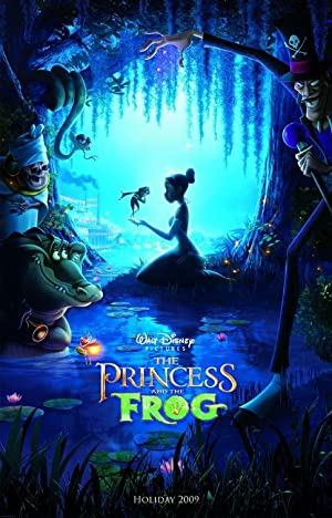The Princess and the Frog 2009