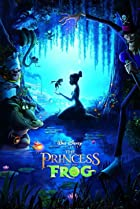 The Princess and the Frog (2009) Poster