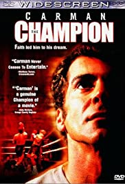 Carman: The Champion Poster