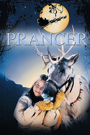 Prancer poster