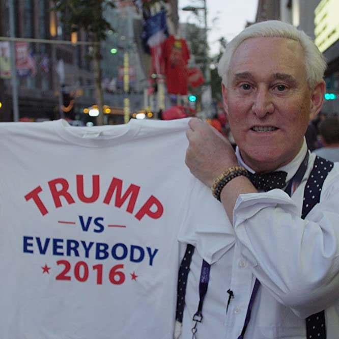 Roger Stone in Get Me Roger Stone (2017)