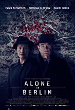 Primary image for Alone in Berlin
