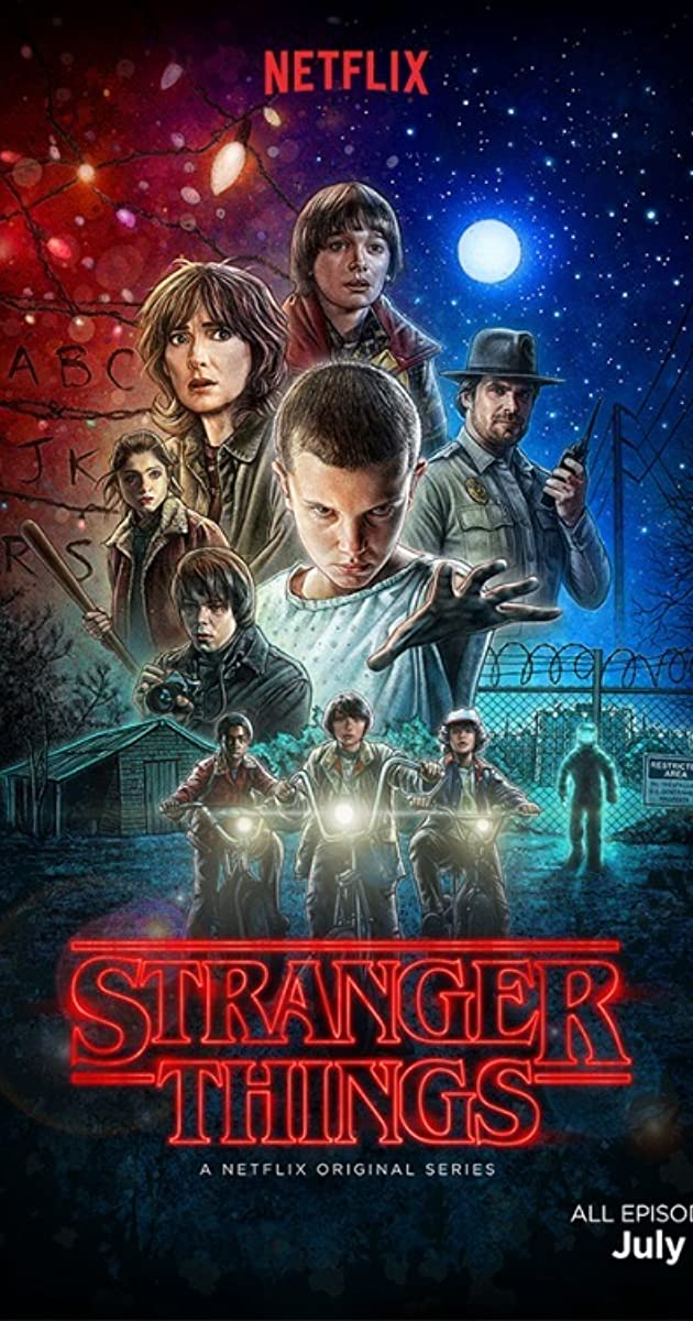 Bildresultat för stranger things