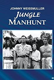 Jungle Manhunt Poster