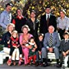 173-316 Bob Hope, wife Dolores (2nd Lt, Fr Row), Adopted children (back row) Linda (R), Anthony, Nora, William (2nd Lt) C. 1978