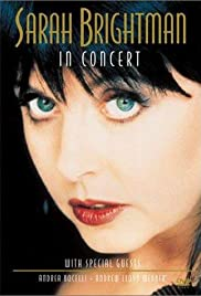 Sarah Brightman in Concert Poster
