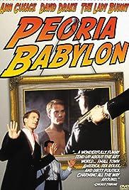 Peoria Babylon Poster