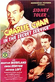 Charlie Chan in the Secret Service (1944) Poster - Movie Forum, Cast, Reviews