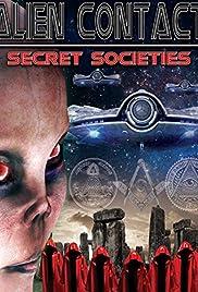 Alien Contact: Secret Societies Poster