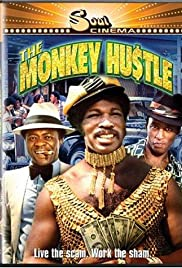 The Monkey Hu$tle Poster