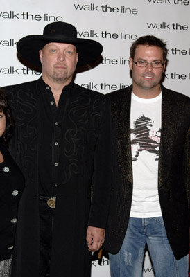Troy Gentry and Eddie Montgomery at Walk the Line (2005)