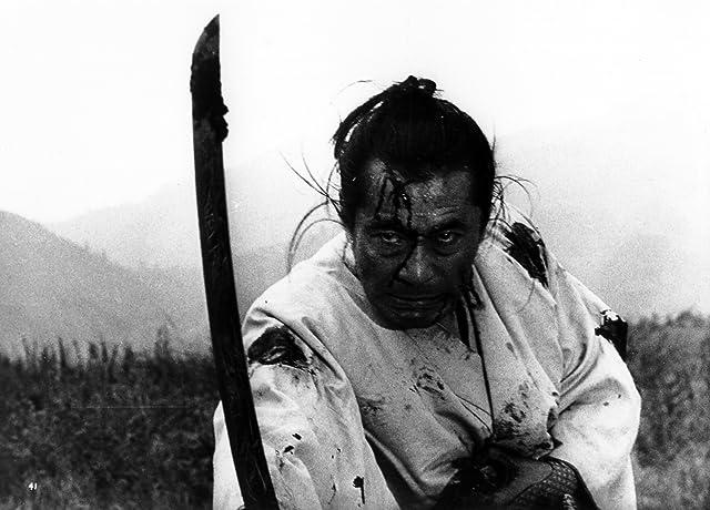Toshirô Mifune in Samurai Rebellion (1967)
