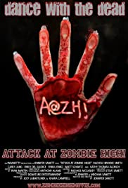 Attack at Zombie High! Poster