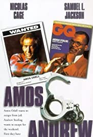 Amos & Andrew (1993) Poster - Movie Forum, Cast, Reviews