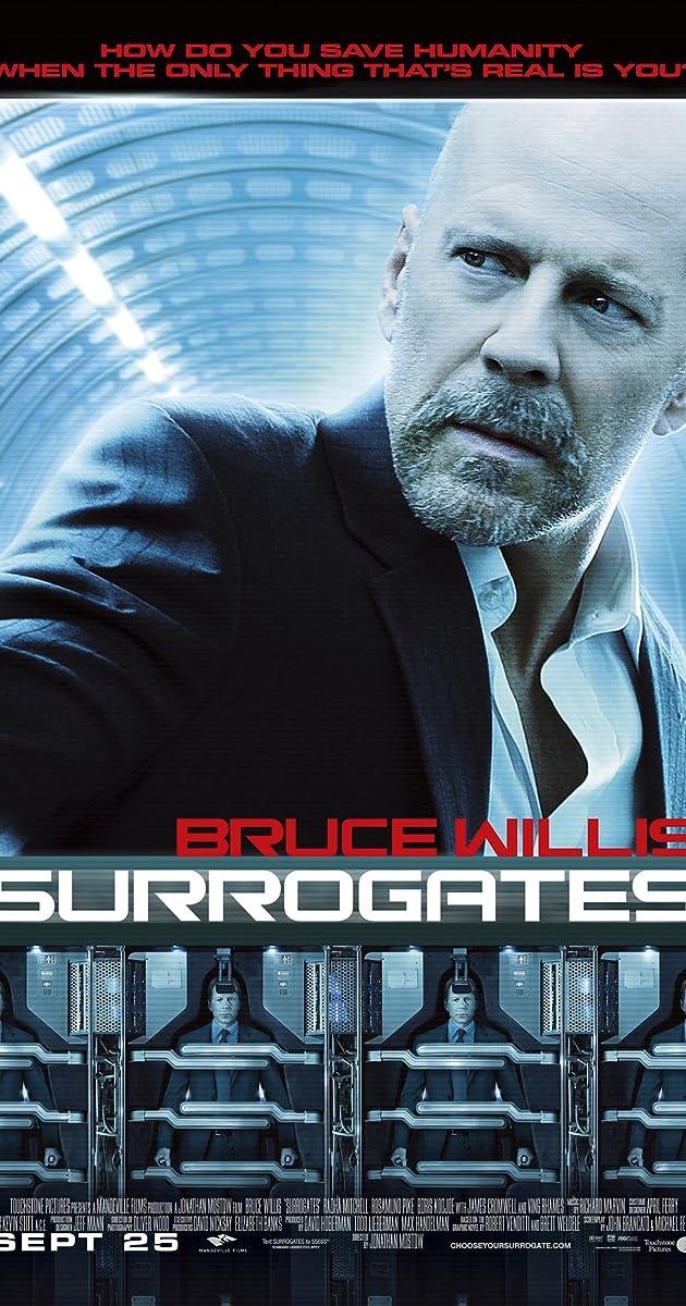 Surrogates (2009) Bluray 720p 1080p